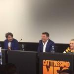 Cattivissimo me 3. Incontro con i doppiatori Max Giusti, Arisa e Paolo Ruffini
