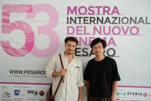 The first shot, Yan Cheng e FedericoFrancioni