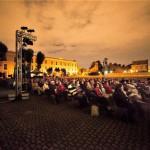 #ArenediRoma – Santa Croce, Effetto Notte