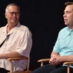 Cars 3 – Incontro con il regista Brian Fee e il produttore Kevin Reher