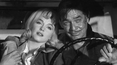 Gli spostati, Monroe e Gable
