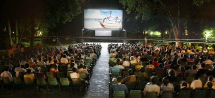 Cinema Arena Villa Lazzaroni