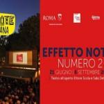 #ArenediRoma – Effetto Notte alla Casa del Cinema
