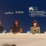 #Venezia74 – The Shape of Water. Incontro con Guillermo del Toro e il cast