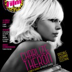 L'atomica bionda Charlize Theron in copertina su Film Tv