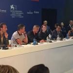 #Venezia74 – Suburbicon. Incontro con George Clooney, Matt Damon e Julianne Moore