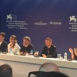 #Venezia74 – Ammore e Malavita. Incontro con i Manetti Bros. e il cast