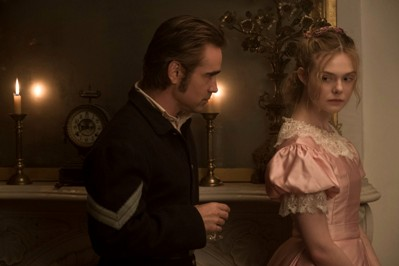 colin farrell ed elle fanning in l'inganno