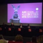 #RomaFF12 – Presentato il programma di Alice nella città