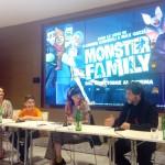 MONSTER FAMILY – Incontro con Max Gazzè e Carmen Consoli