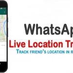inizioPartita. WhatsApp potrà tracciare i vostri spostamenti (Android)