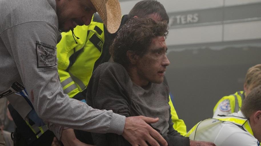 Roma Film Fest 12: Jake Gyllenhaal e Jeff Bauman presentano Stronger