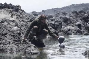 L'actor David Oakes a 'La pell freda' (horitzontal).