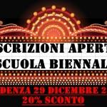Offerta Last Minute Scuola Biennale 2018