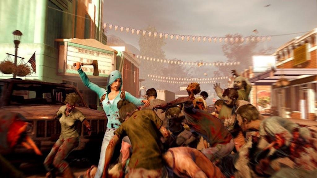 Facciamo a tocchettini un po di zombie... prima che succeda il contrario...
