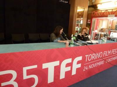 Incontro Asia Argento TFF35