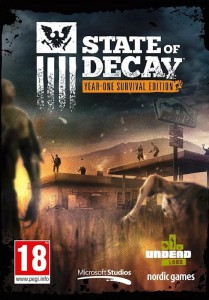 State of Decay: Year-One Survival Edition (PC) - Il packshot del gioco
