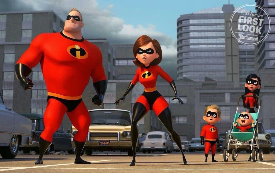 The Incredibles II