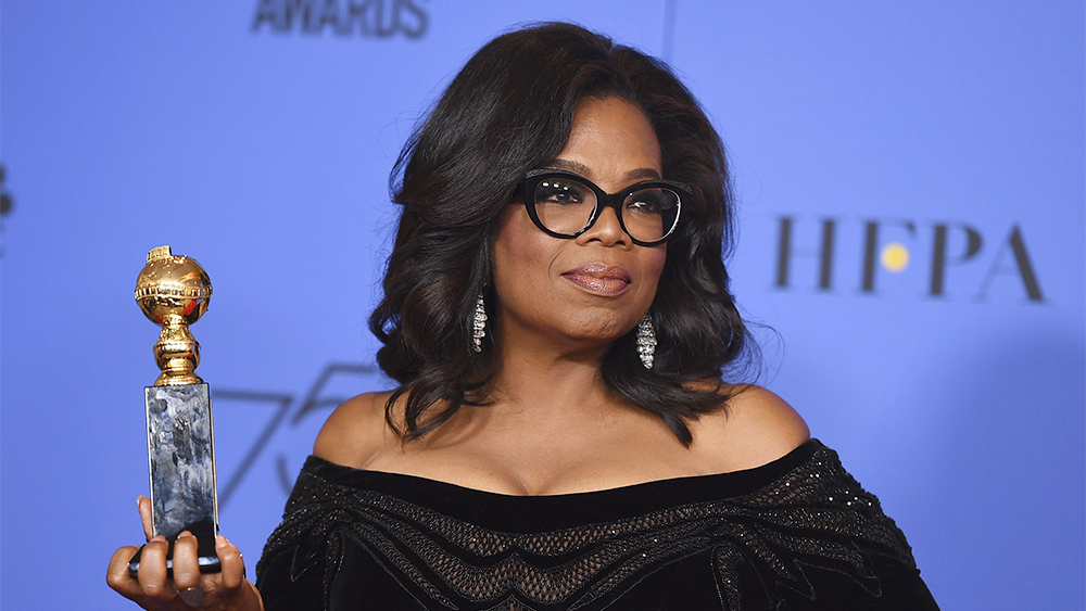 Oprah Winfrey pronta a sfidare Trump