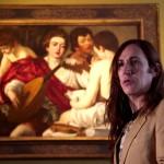 Caravaggio – L'anima e il sangue. Incontro con Manuel Agnelli e il cast tecnico
