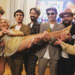 #Sanremo2018. Una vecchia che balla nel segno dello Stato Sociale