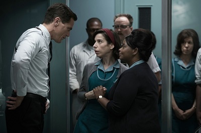 the shape of water michael shannon sally hawkins octavia spencer