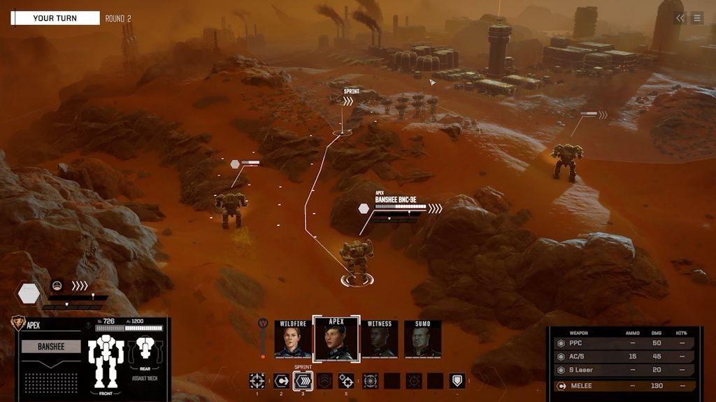 Il gameplay risulta piuttosto realistico, e si rifà al vecchio gioco da tavolo della FASA...