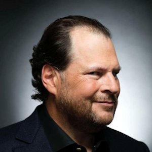 Marc Benioff, CEO di Salesforce.com
