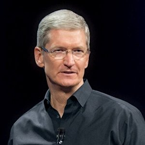Tim Cook, CEO di Apple nell'era post-Jobs