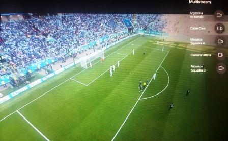Cable Cam Mondiali Russia