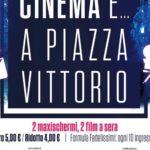 #ArenediRoma2018 – Notti di Cinema e… a Piazza Vittorio (28 giugno/2 settembre)