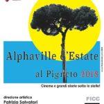 #ArenediRoma2018- Alphaville d'estate al Pigneto (28 giugno/16 settembre)