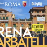 #ArenediRoma2018 – Arena Garbatella (26 giugno/24 agosto)