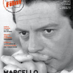 Marcello Mastroianni in copertina su Film Tv