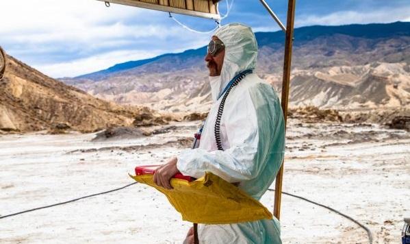 Tito, gli alieni e il deserto del Nevada