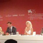 #Venezia75 – A star is born. Incontro con Bradley Cooper e Lady Gaga