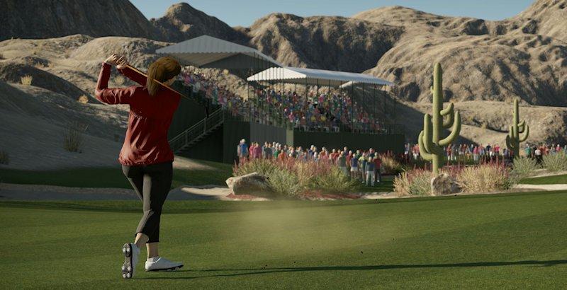 Da un punto di vista puramente tecnico, i controlli di The Golf Club 2019 Featuring PGA Tour (PC) sono stati ben implementati, e consentono al player di migliorare la propria precisione mano a mano che progredisce nel gioco...