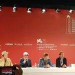 #Venezia75 – The Sisters Brothers. Incontro con Jacques Audiard e il cast