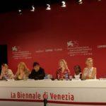 #Venezia75 – Les estivants. Incontro con Valeria Bruni Tedeschi e il cast