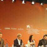 #Venezia75 – Capri-Revolution. Incontro con Mario Martone e il cast