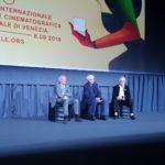 #Venezia75- Il diario di Angela: noi due cineasti. Incontro con Yervant Gianikian
