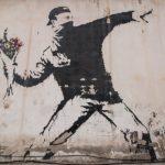 We've just been Banksy-ed