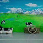 The Milk System, di Andreas Pichler