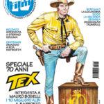 Tex in copertina su Film Tv