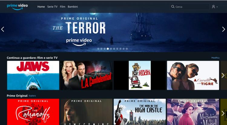 70650af15669 Uno studio Comparitech ha stimato quanto è conveniente Amazon Prime Video  in tutti i Paesi del mondo in cui sono disponibili i servizi della dot  company di ...