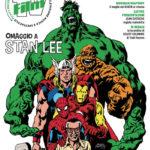 Omaggio a Stan Lee in copertina su Film Tv