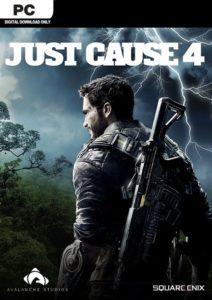 Just Cause 4 (PC) - Il packshot virtuale del titolo