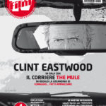 Clint Eastwood in copertina su Film Tv