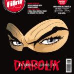 Diabolik in copertina su Film Tv