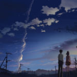 5 cm al secondo, di Makoto Shinkai